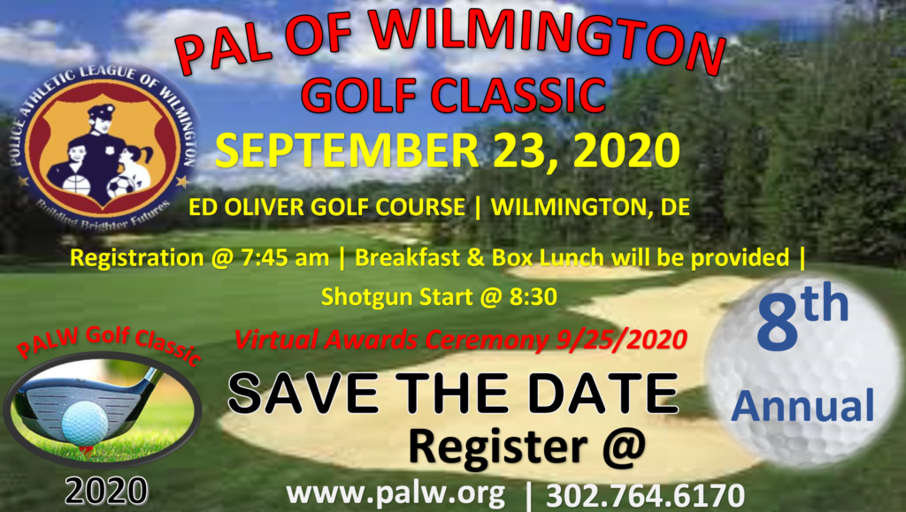 pal of wilmington golf classic september 23 2020 ed oliver golf course wilmington delaware