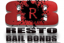 resto bail bonds logo